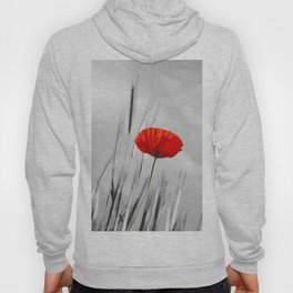 Poppy Red 070 Hoody