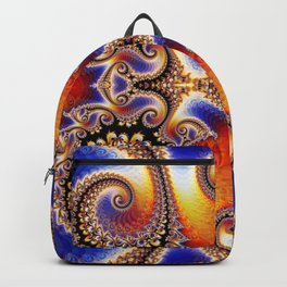 BBQSHOES™: Phoenix Rebirth Spiral Backpack
