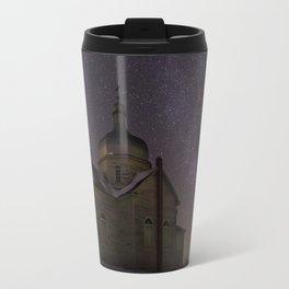 Church Nightscape 3 Travel Mug