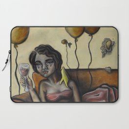 Pity party by Lilly Hibbs Laptop Sleeve
