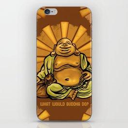 What Would Buddha Do? iPhone Skin