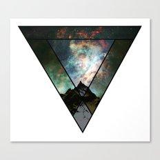 Mountain Zen Canvas Print