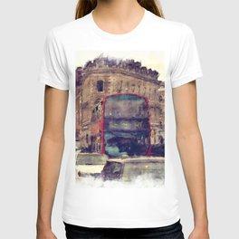 Southwark Scene - London England T-shirt
