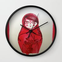 smiths Wall Clocks featuring the smiths by PakoKanem