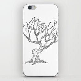 Tree 03 iPhone Skin