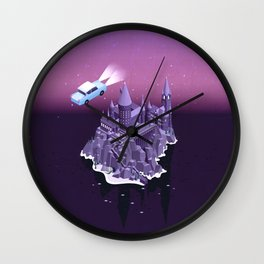 Hogwarts series (year 2: the Chamber of Secrets) Wall Clock