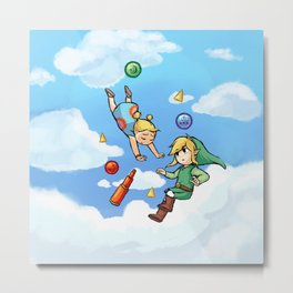 WindWaker Metal Print