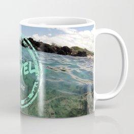 Talk Travel To Me Coffee Mug