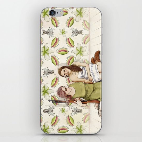 The Cost of Protection iPhone Skin