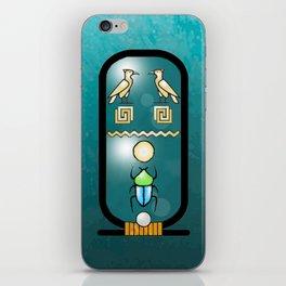 Egyptian Cartouche iPhone Skin