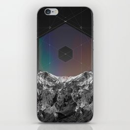 It Cannot Block Out the Sun iPhone Skin