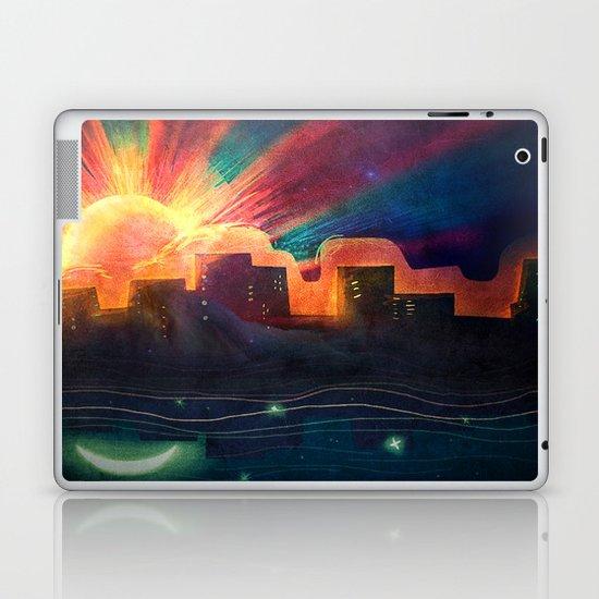 The Light Laptop & iPad Skin