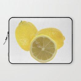 Fresh lemon Throw Laptop Sleeve