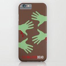 The Walking Dead - Minimalist iPhone 6s Slim Case
