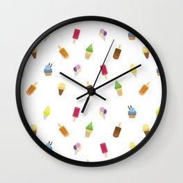 Guilty Pleasure Wall Clock