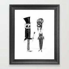 Love Never Dies Framed Art Print