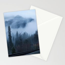 MOUNTAIN, FOREST & FOG1 Stationery Cards