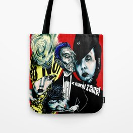 The Enlightened Ones Tote Bag
