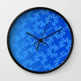 Pre-ICO Design of the Week 2 Wall Clock