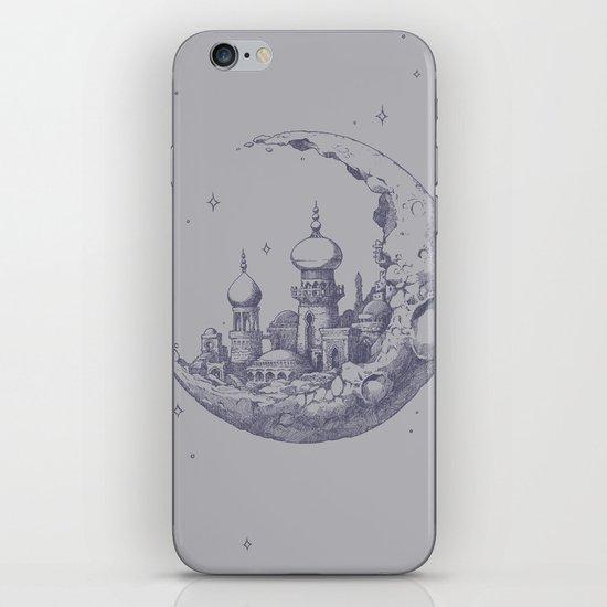 An Arabian Crescent iPhone & iPod Skin