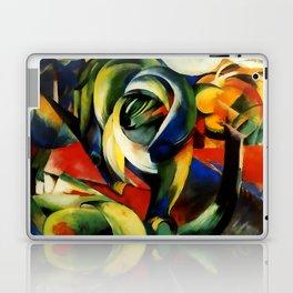 """Franz Marc """"Mandrill"""" Laptop & iPad Skin"""