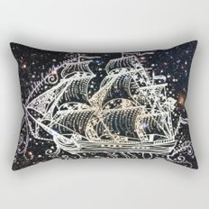 The Great Sky Ship II Rectangular Pillow