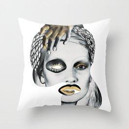 The Anthropologist Throw Pillow