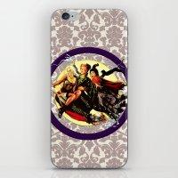 hocus pocus iPhone & iPod Skins featuring Hocus Pocus by GeekCircus