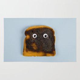 Bread burned Rug