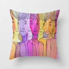 Them Throw Pillow