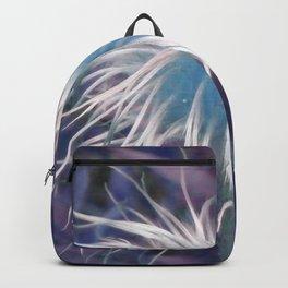 Flower (Western Pasque) Backpack