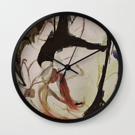 Expression Two Wall Clock
