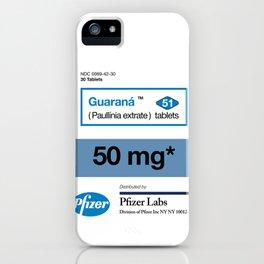 Kitchen Posters - Viagra/Guarana iPhone Case