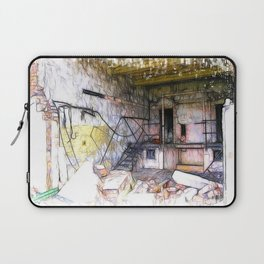 Left to Fade Laptop Sleeve