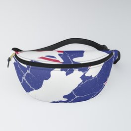 New Zealand Wellington gift Auckland Fanny Pack