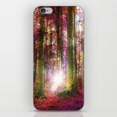 Range The Autumn Woods iPhone & iPod Skin