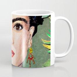 Viva la vida - Frida Coffee Mug