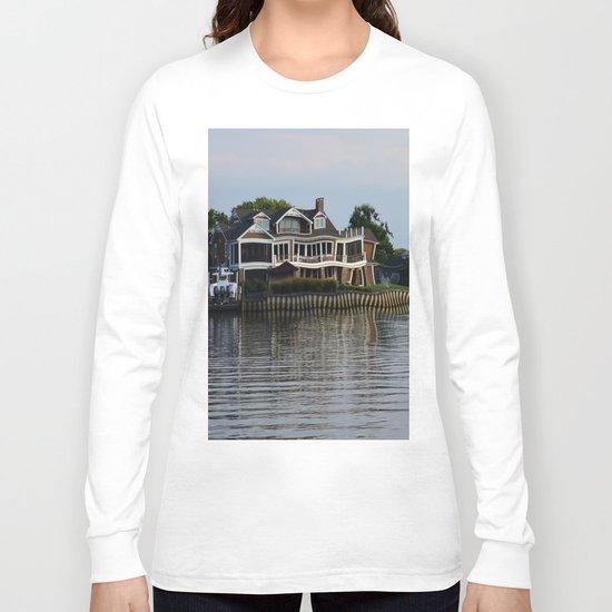 Crooked Boathouse Long Sleeve T-shirt