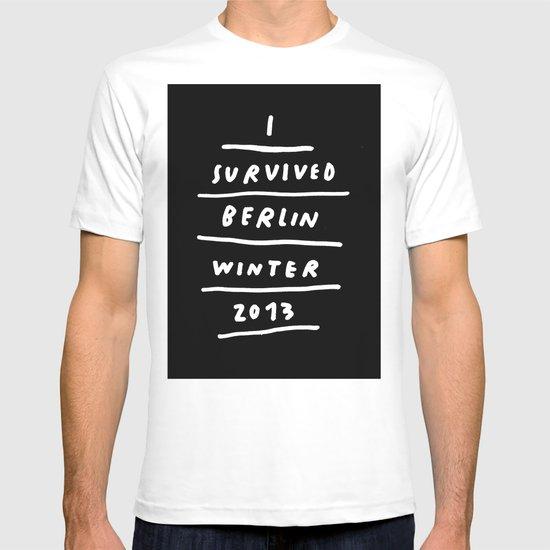 BERLIN 2013 T-shirt