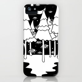 Watching iPhone Case