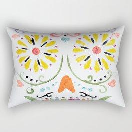 Calavera de Azucar Rectangular Pillow