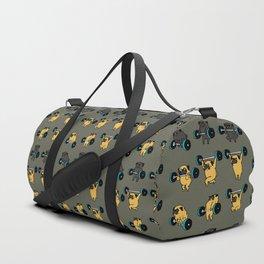 OLYMPIC LIFTING PUG Duffle Bag