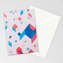 Cubicle Stationery Cards