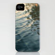 Tiger's Eye iPhone (4, 4s) Slim Case