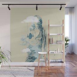 Free Falling Wall Mural