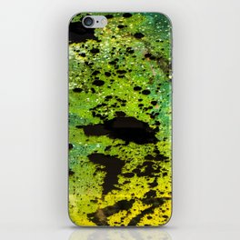 Toxic Dimension  iPhone Skin