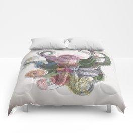 Octo Flora Comforters