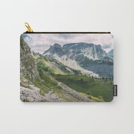 Switzerland Rock Mountains Carry-All Pouch