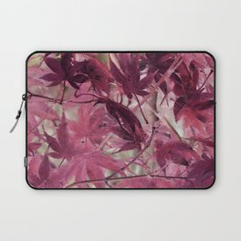 Red Fall Laptop Sleeve