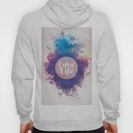 COLOR YOUR LIFE V3 Hoody